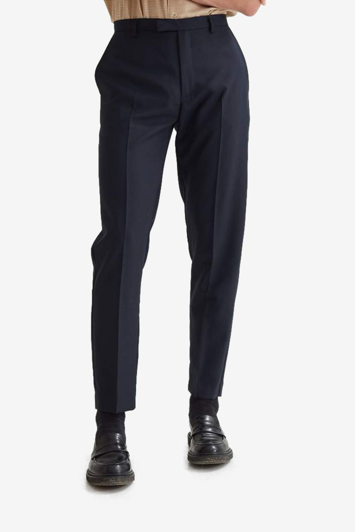 Séfr Harvey Suit Trousers in Dark Navy