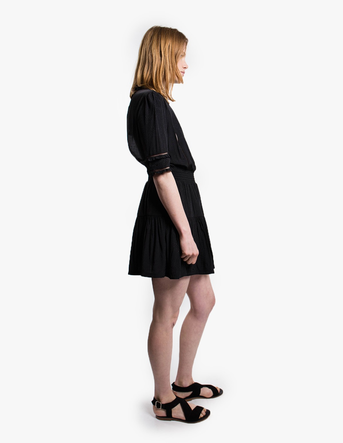 Sessùn  Alamanda Dress in Black