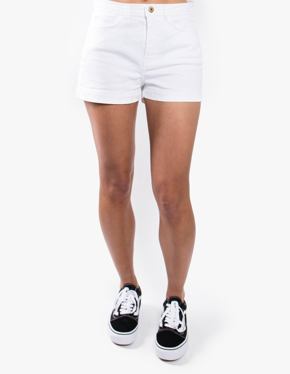 Sessùn  Marilyn Shorts in White