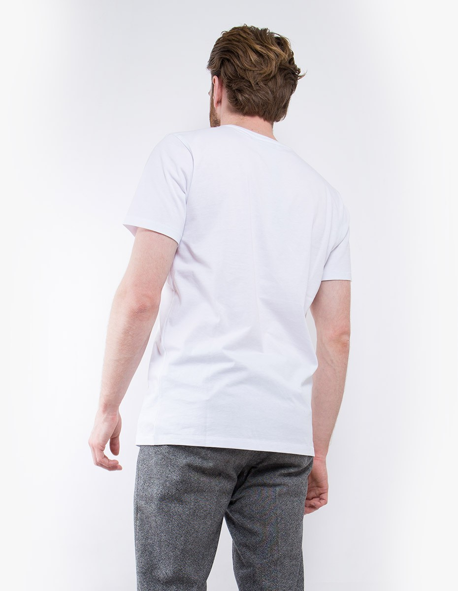 Soulland Cake T-Shirt in White