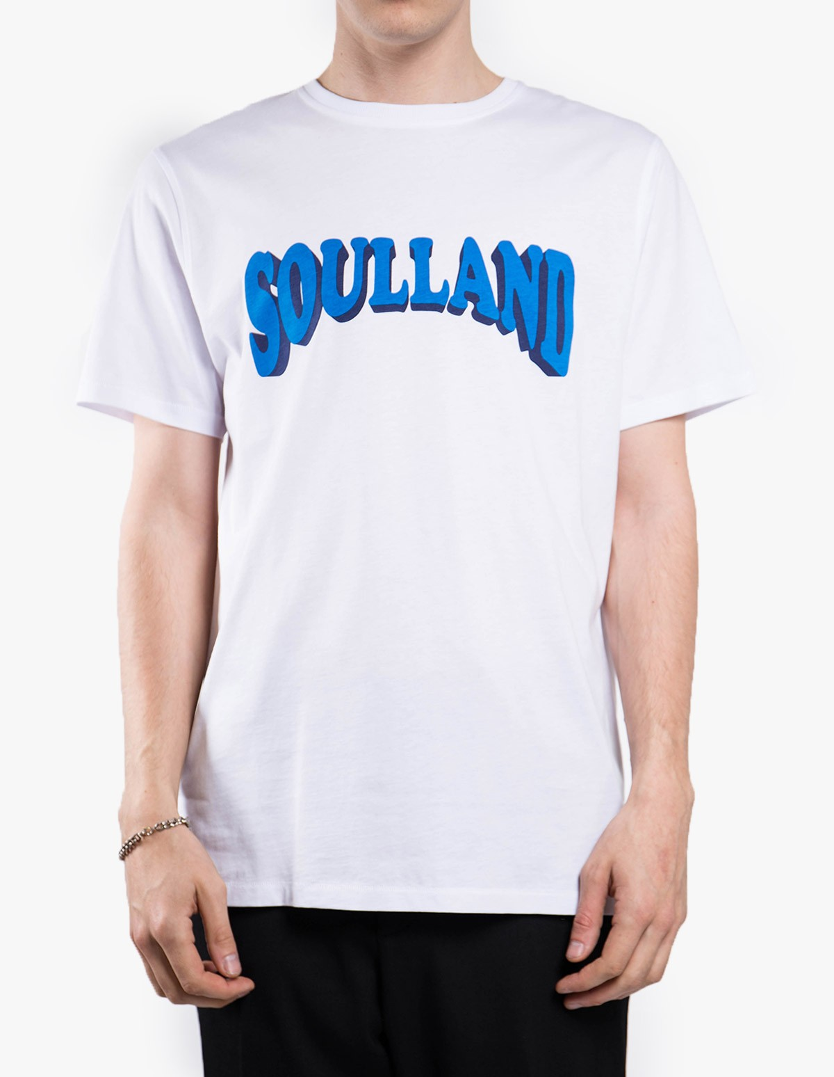 Soulland Guido T-Shirt in White