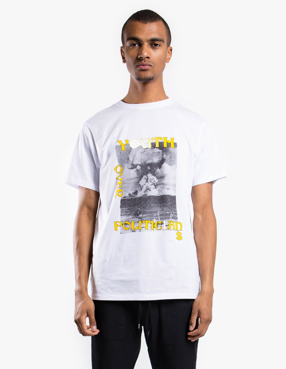 Soulland Murph T-Shirt in White