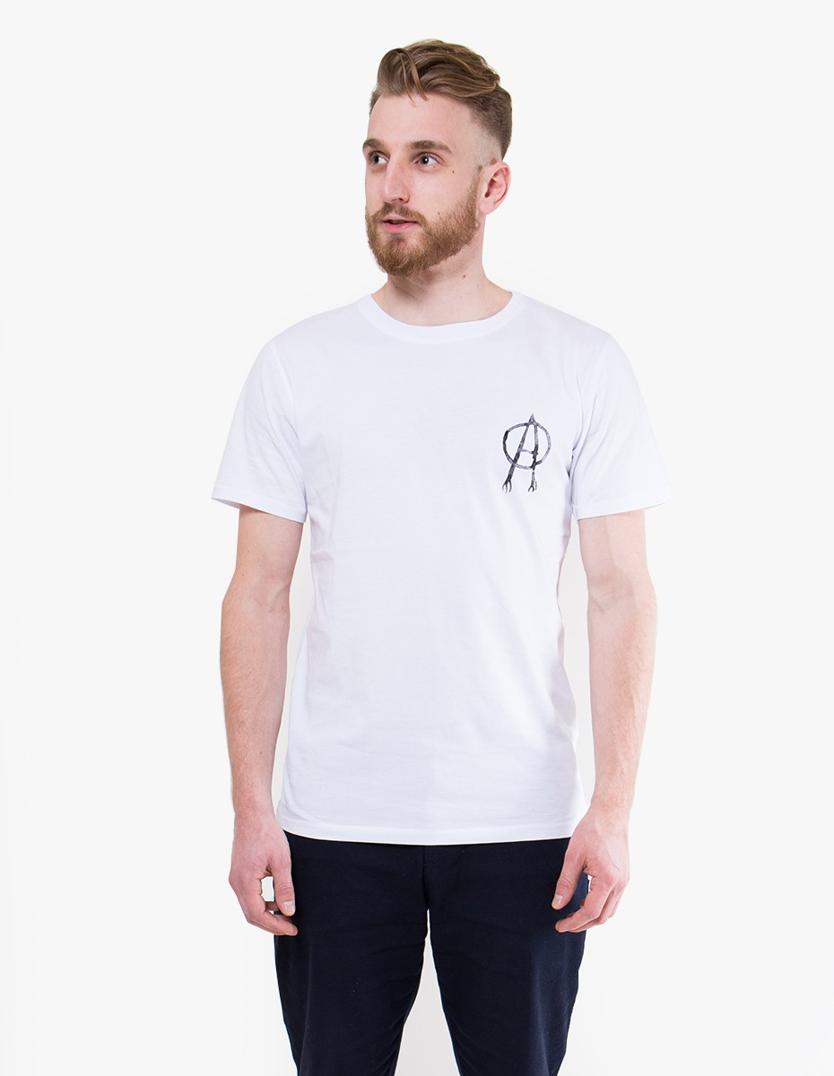Soulland Rulez T-Shirt in White