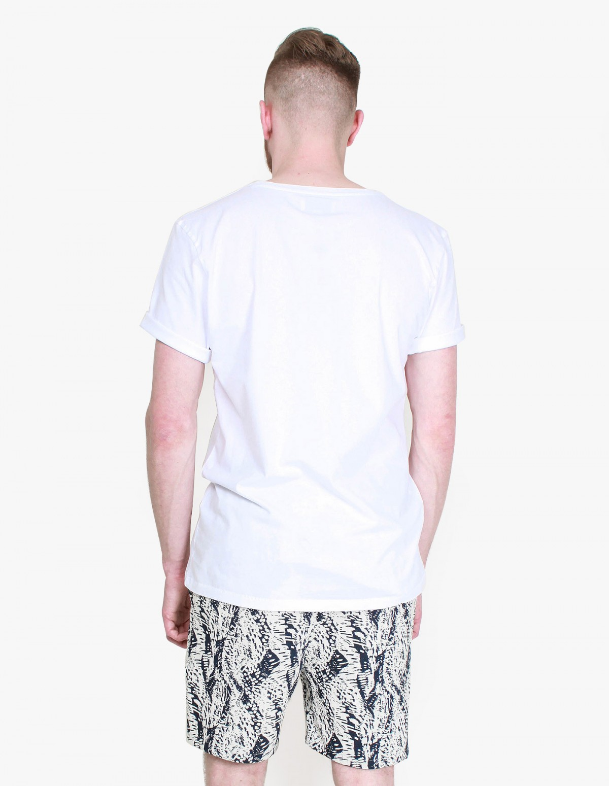 Soulland Soulsquare T-Shirt in White