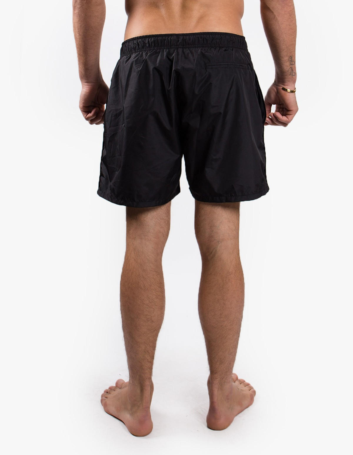 Soulland William Shorts  in Black