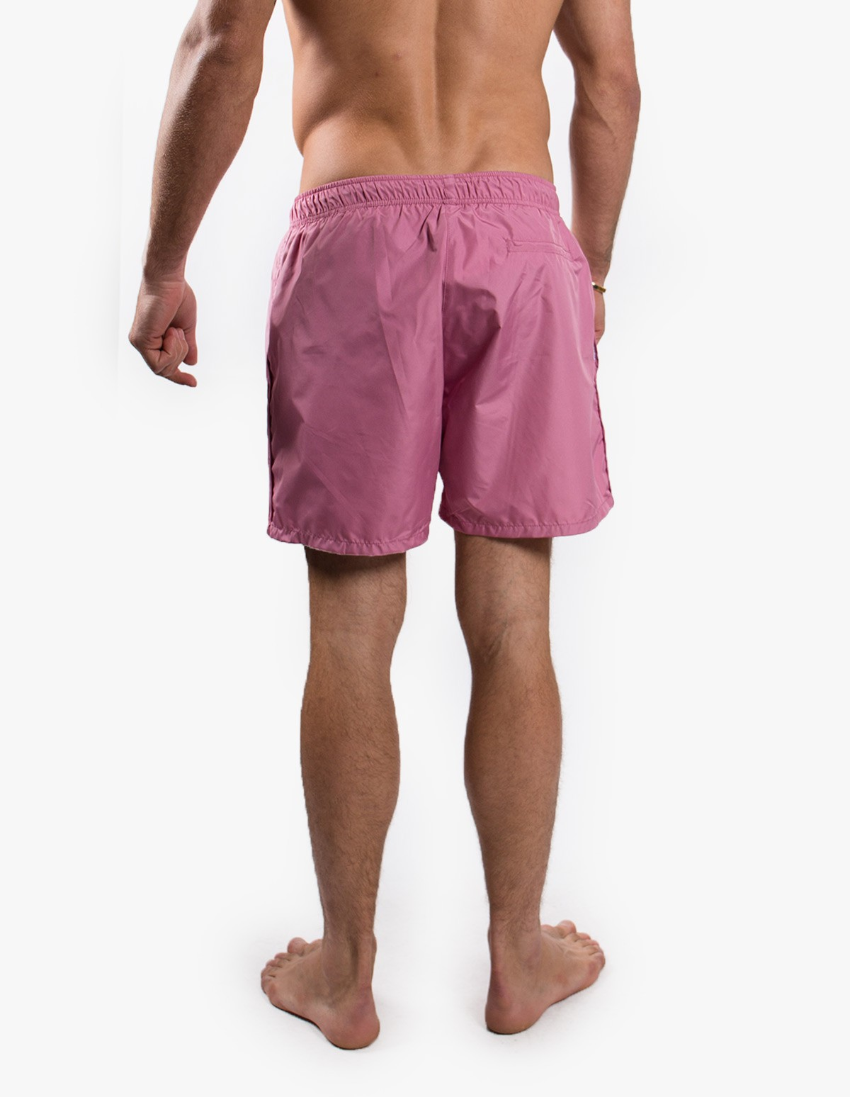 Soulland William Shorts  in Pink