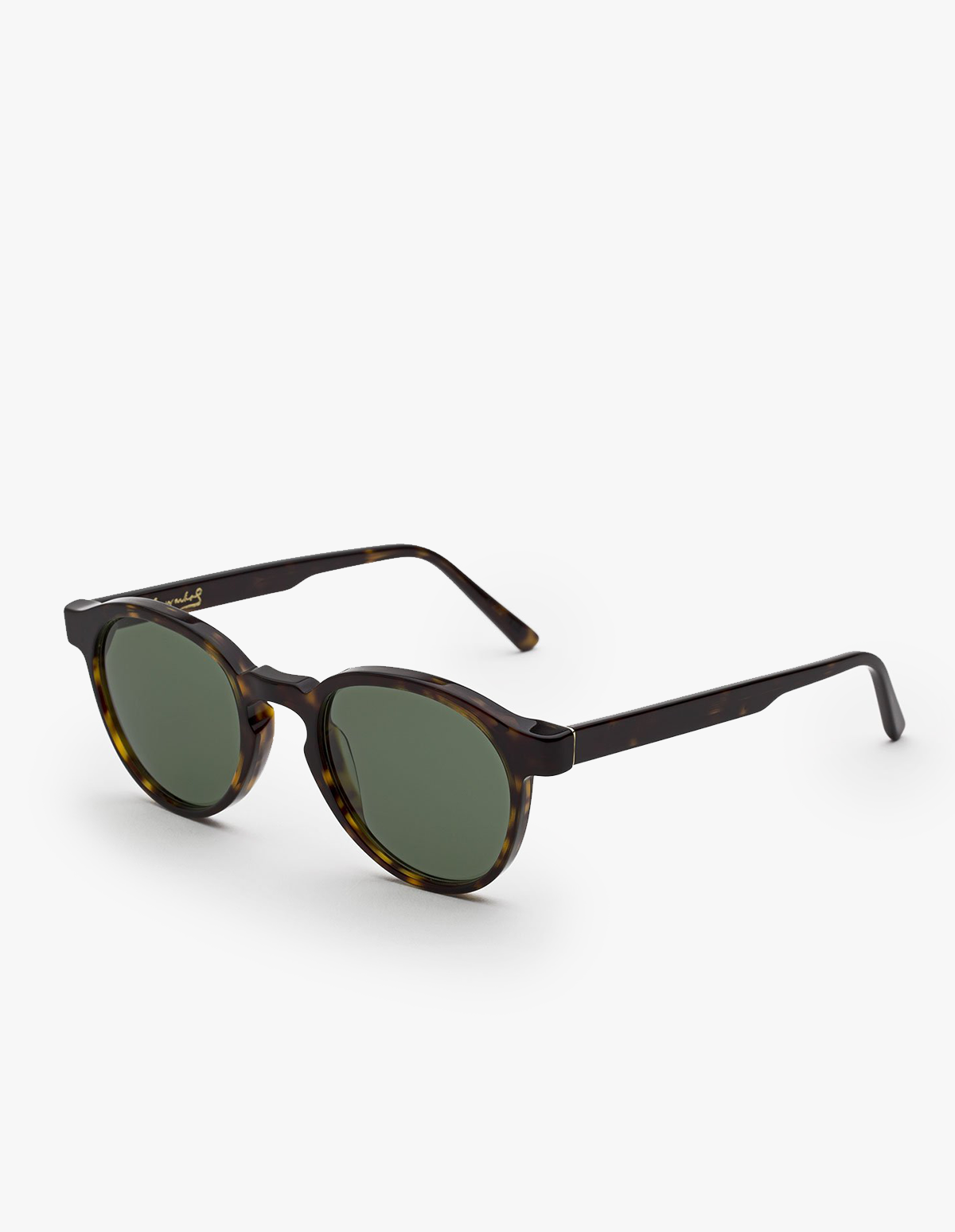 Retrosuperfuture Andy Warhol The Iconic Series Sunglasses in 3627 Green