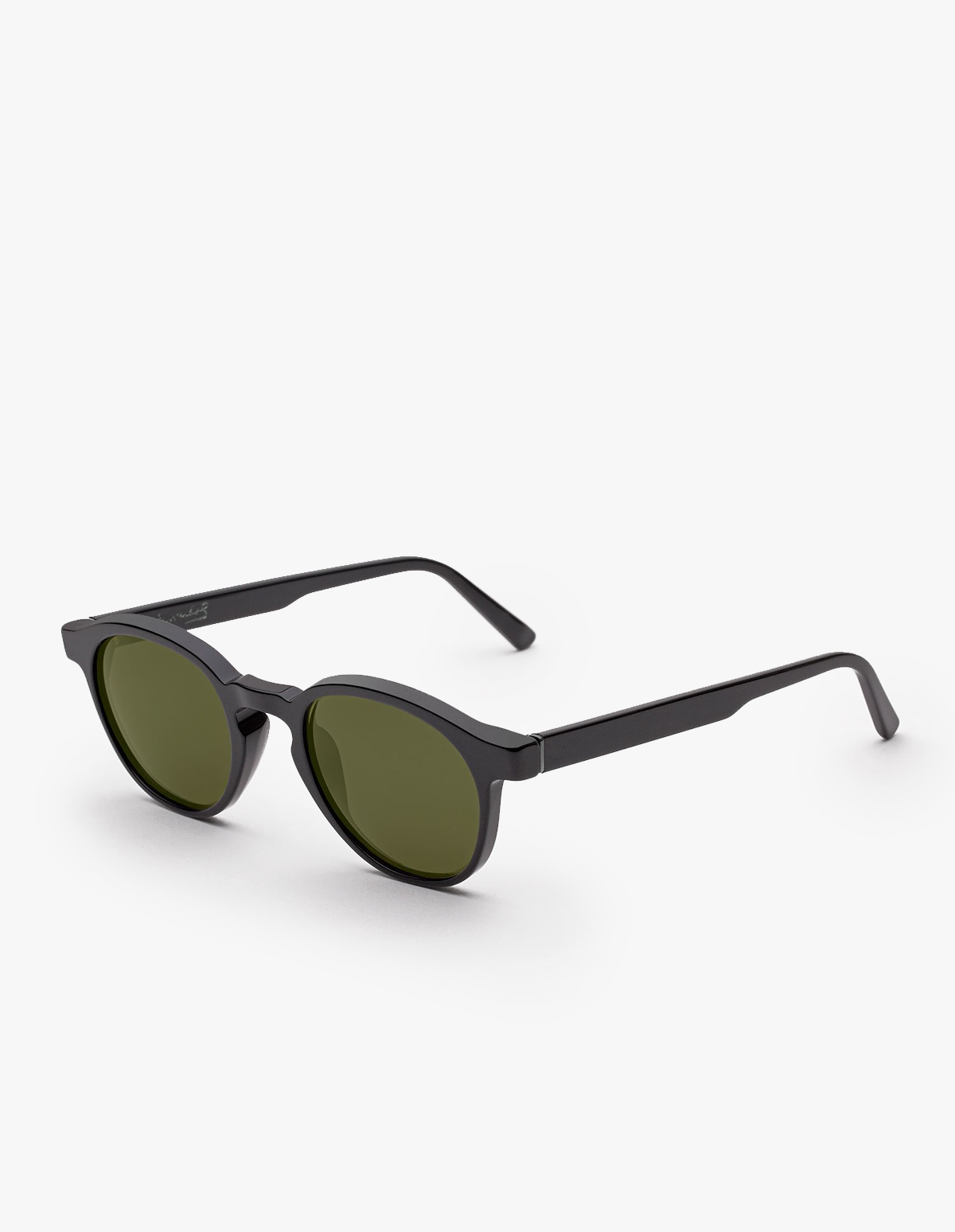 Retrosuperfuture Andy Warhol The Iconic Series Sunglasses in Black Matte