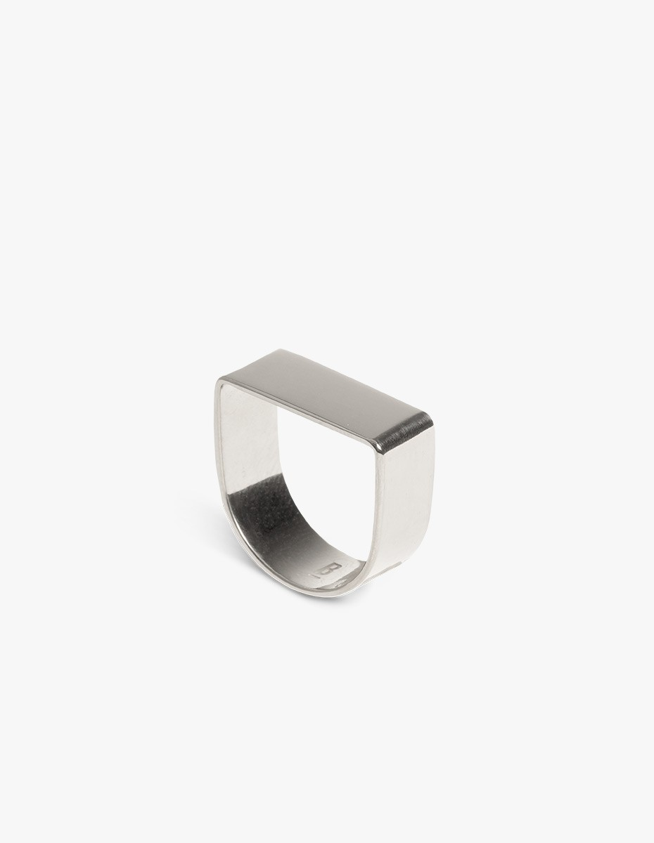 The Boyscouts Pack Ring Silver in Silver
