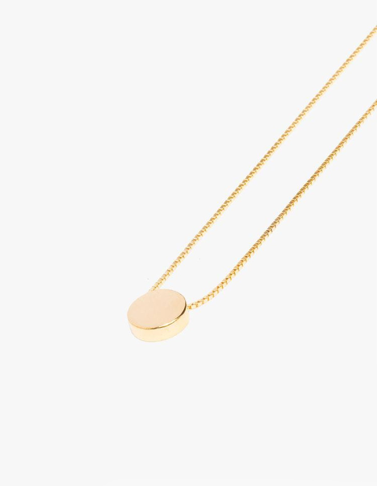 The Boyscouts Necklace Pack Gold  in Gold