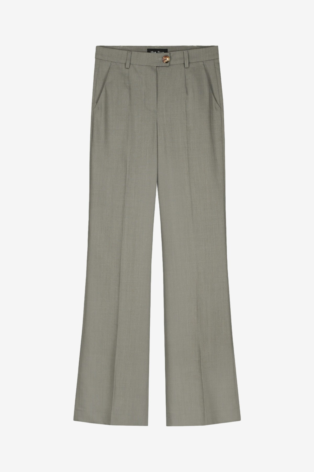 The Five Studio The Trousers in Ash