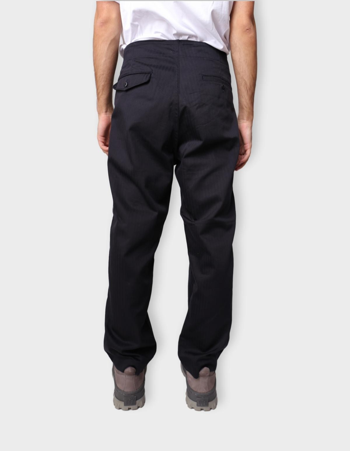 ts(s) D-Ring Belted Pants in Navy