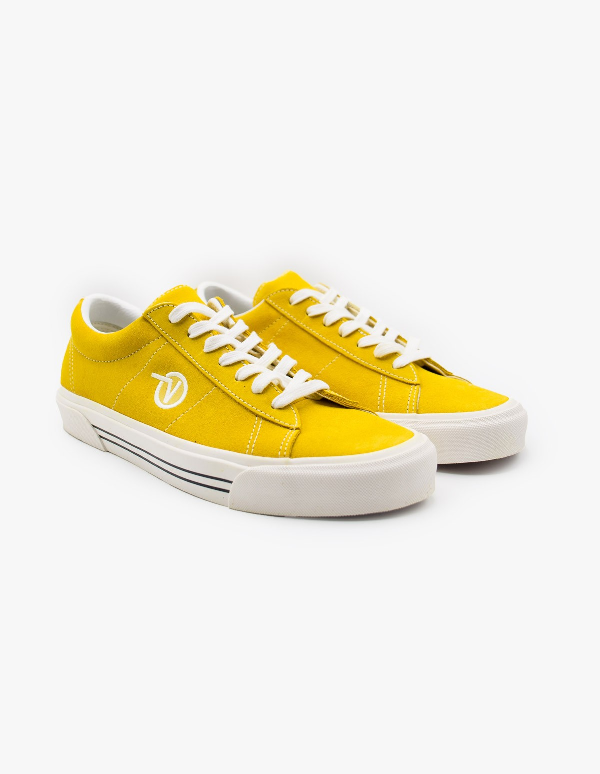 Vans Sid DX Anaheim in Yellow