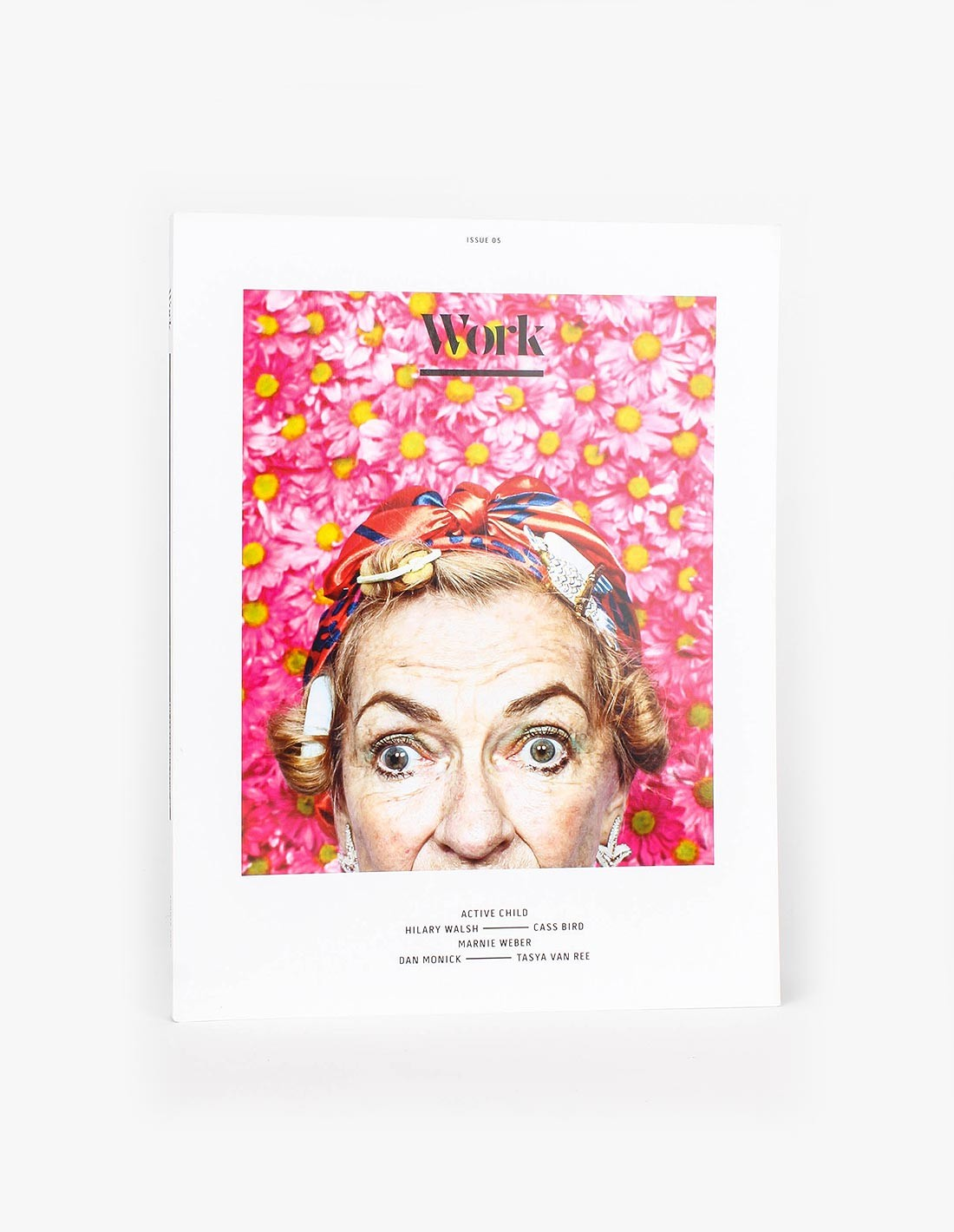 The WORK Magazine in