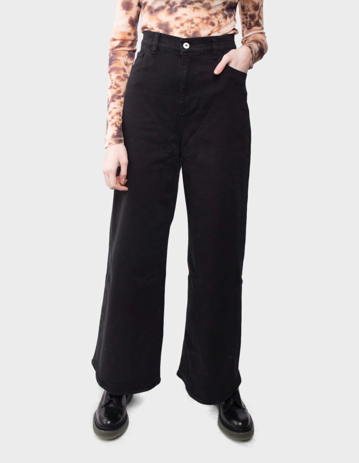YMC You Must Create Debbie Jeans in Black