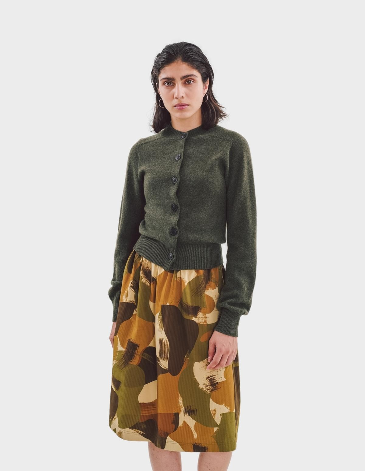 YMC You Must Create Frida Skirt in Multi
