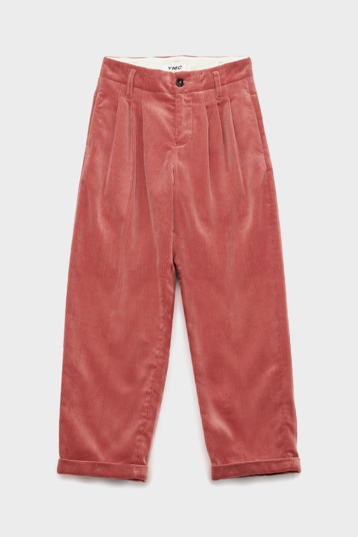 YMC You Must Create Keaton Trousers  in Pink
