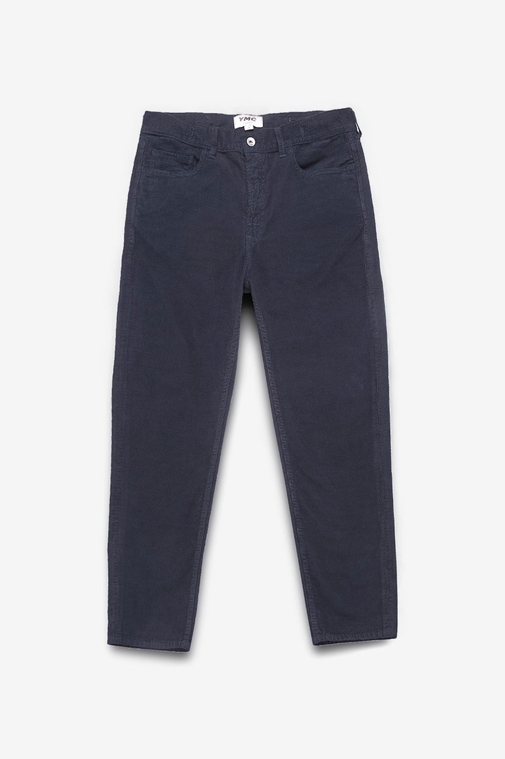 YMC You Must Create Teraway Jeans in Navy