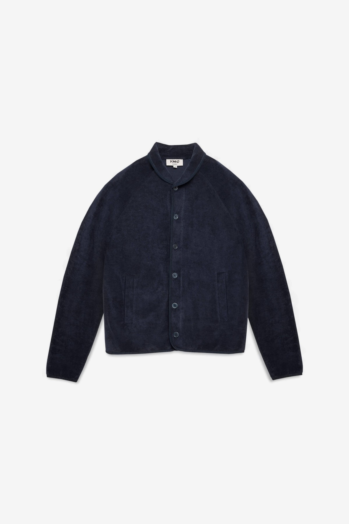 YMC You Must Create Beach Jacket in Navy