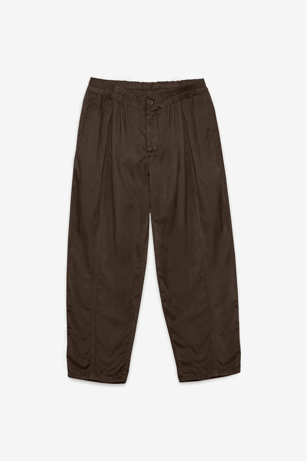 YMC You Must Create Sylvian Trousers in Dark Olive
