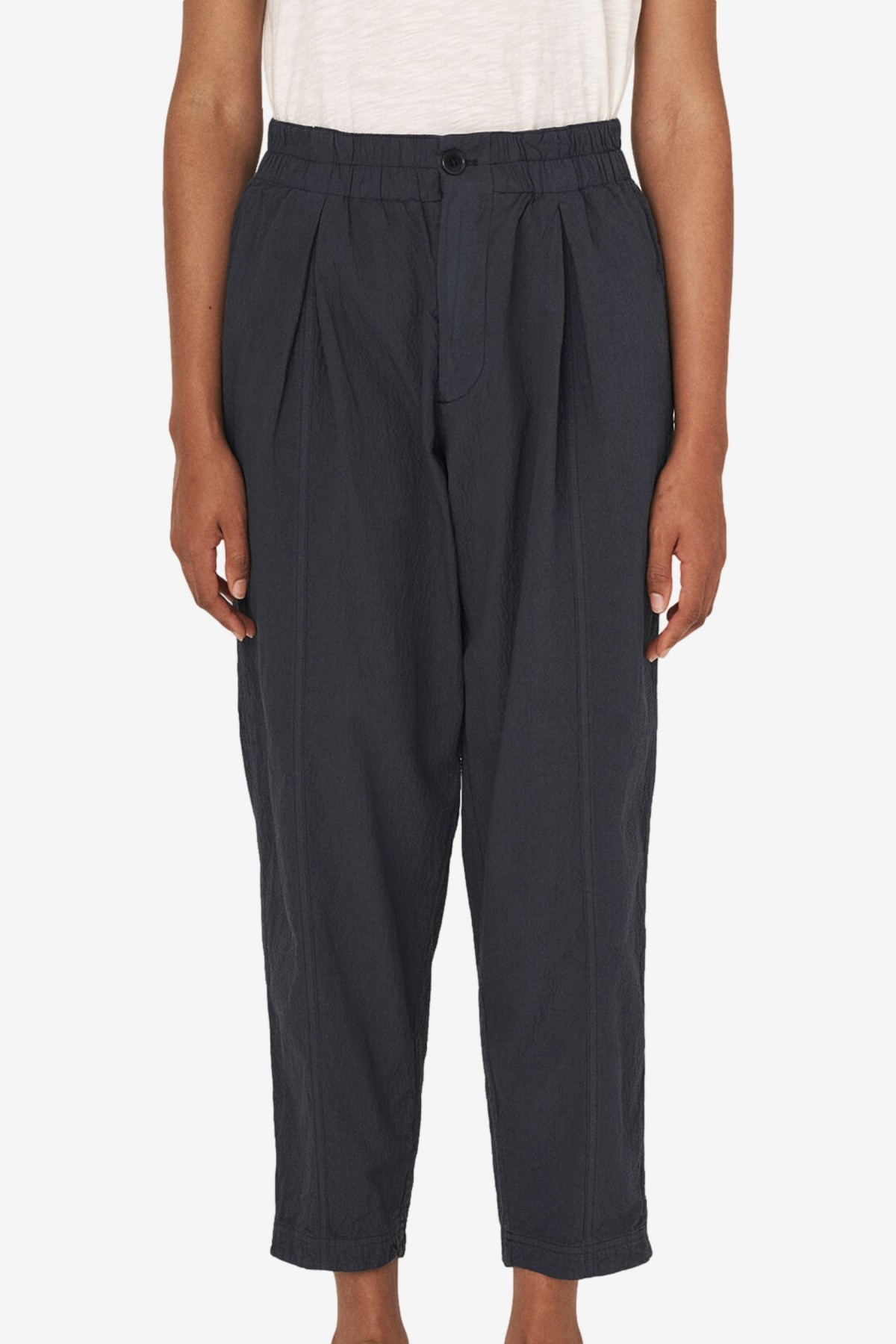 YMC You Must Create Sylvian Trousers in Navy