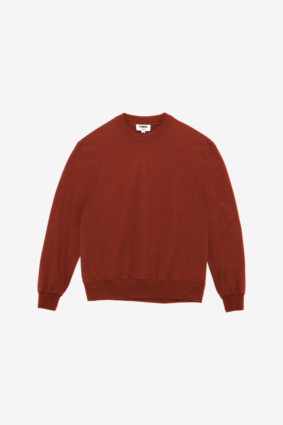 YMC You Must Create Triple L/S T Shirt in Red