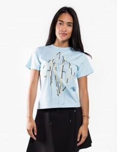Distressed Carven Tee