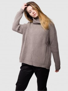 Nell Rollneck Sweater