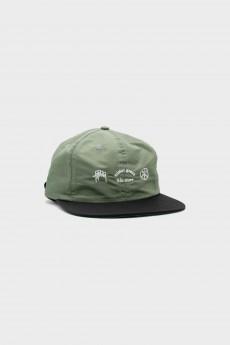 Trifecta Cap