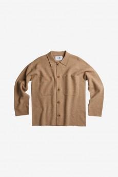 Jonas 6398 Boiled Wool Overshirt