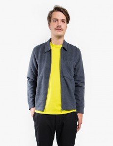 Raw Edge Blouson