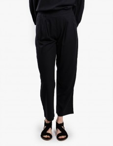 Astrud Raw Silk Pants