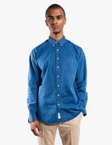 Leisure Indigo Jeans Shirt