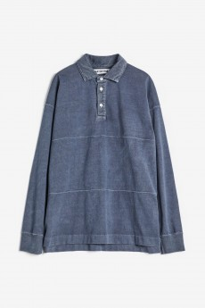 Rugby Shirt Garment Dyed