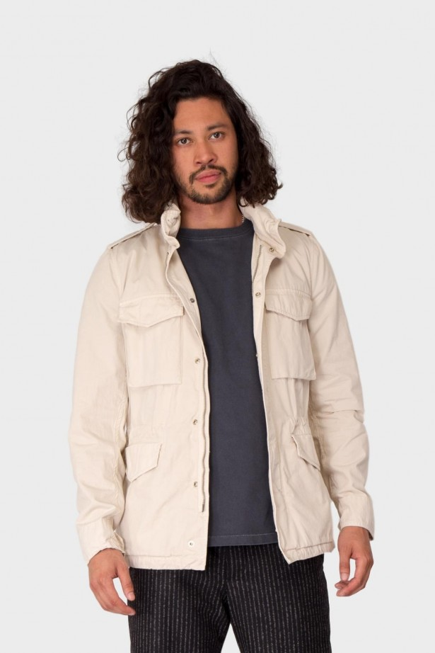 Field Jacket Stone Washed
