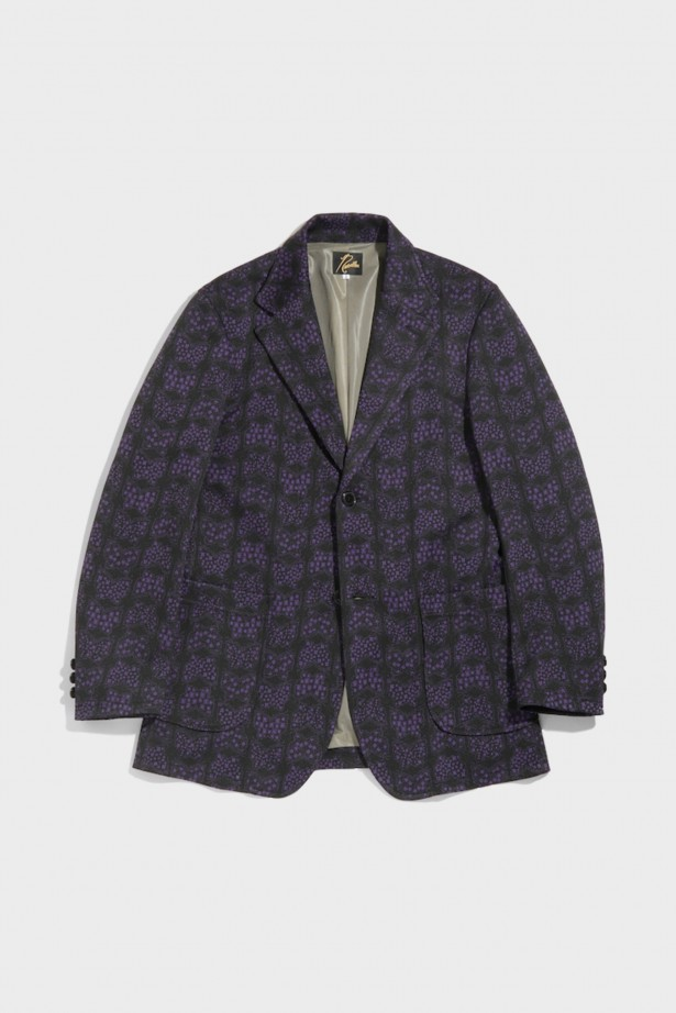 2B Jacket Poly Jacquard