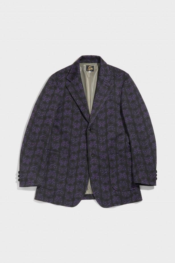 2B Jacket Poly Jacquard