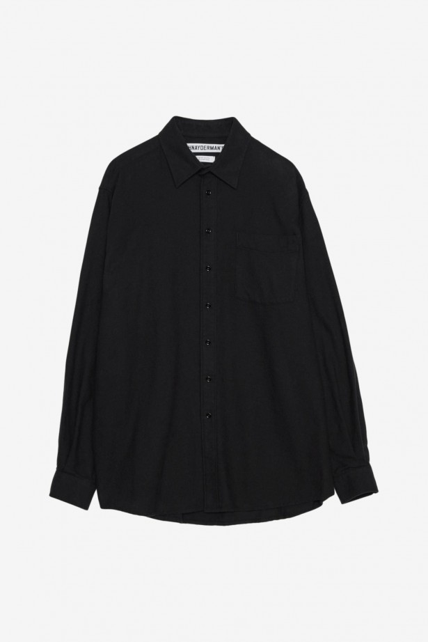 Shirt Non-Binary Twill Flanell