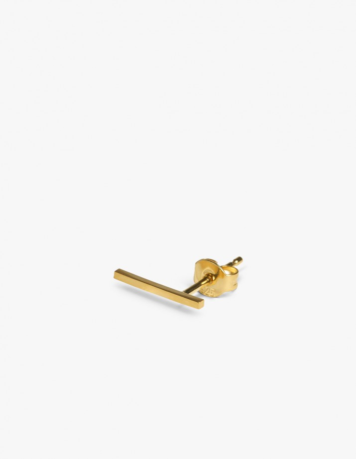 Earring Frontier L Gold