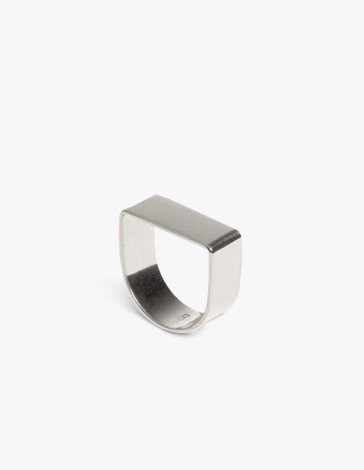 Pack Ring Silver