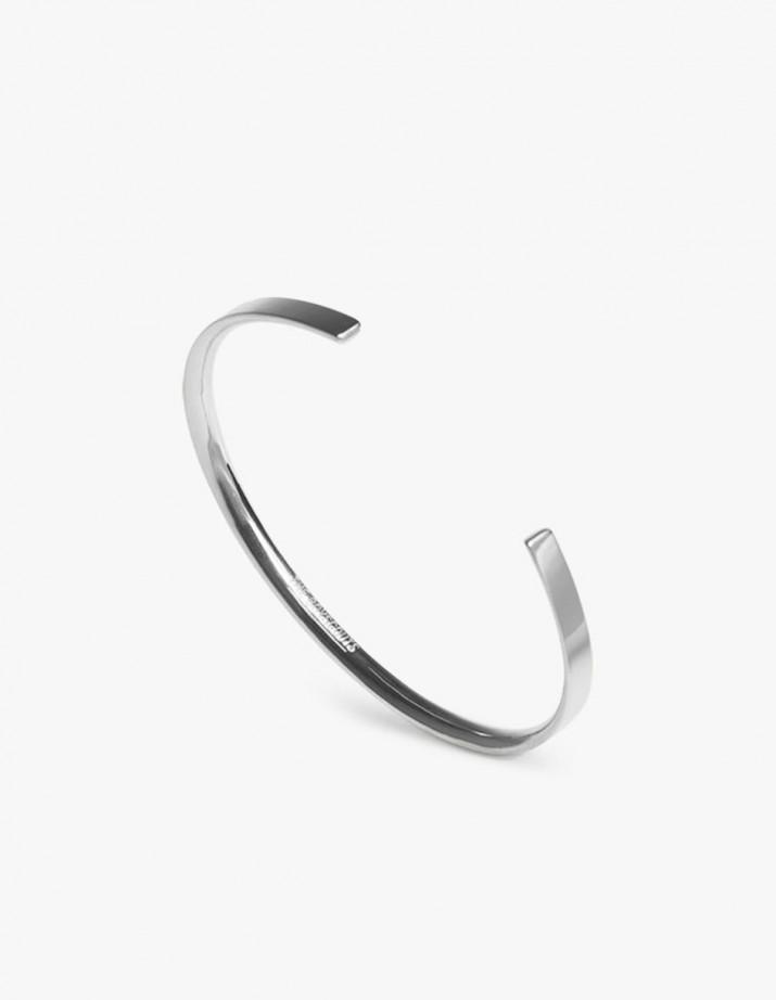 Bracelet Facet Silver