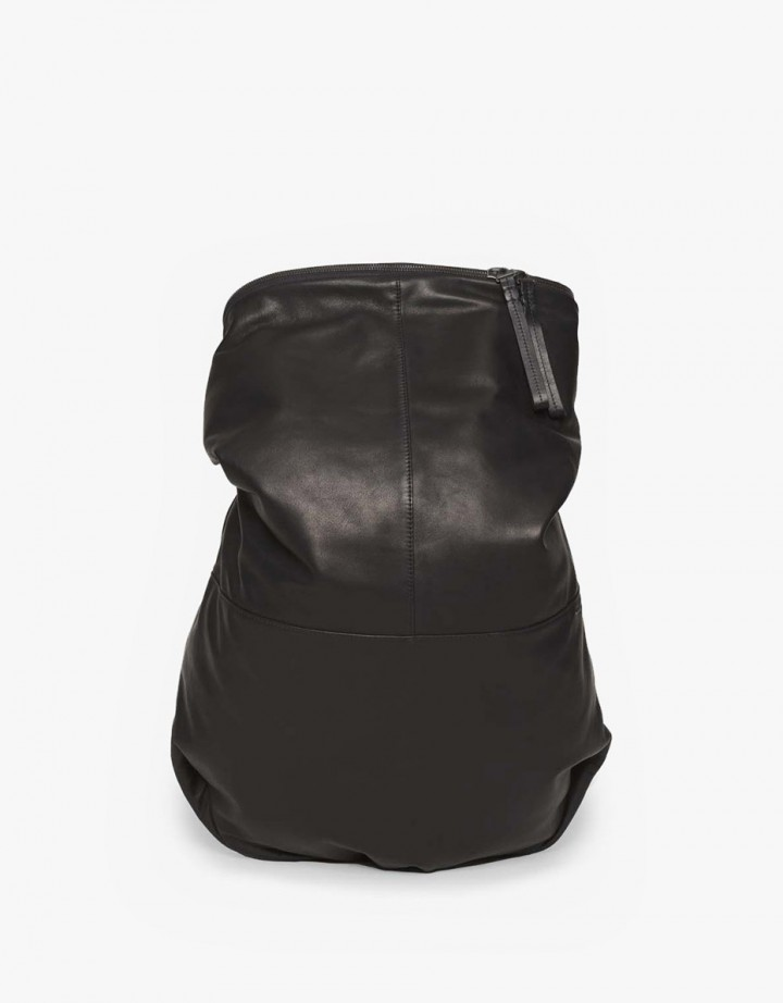 Nile Alias Leather Rucksack