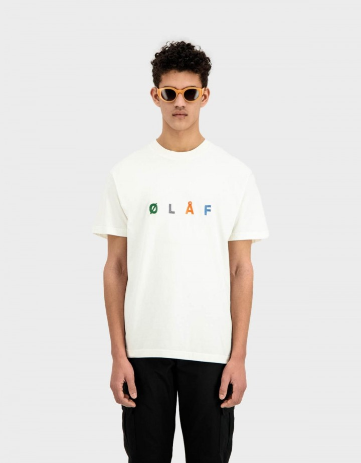 ØLÅF CHAINSTITCH T-Shirt