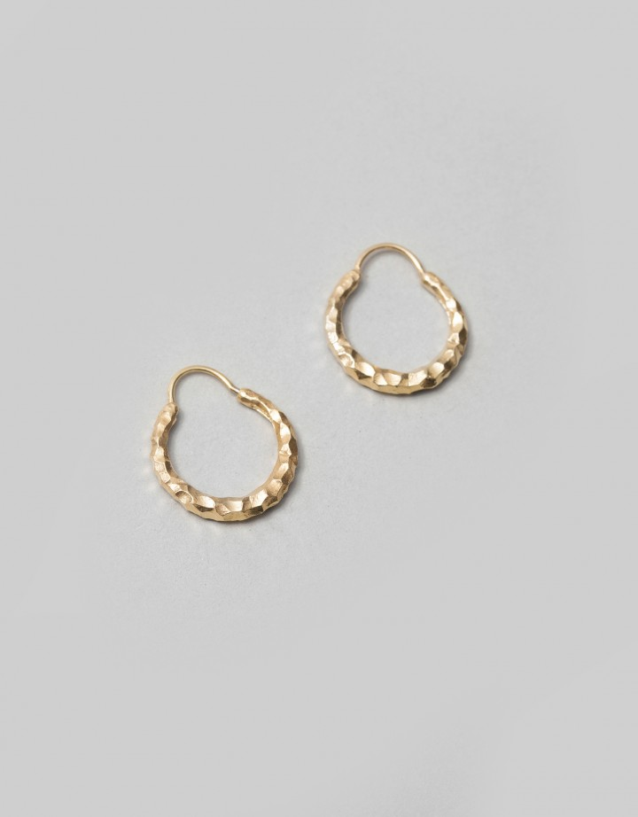 Hungry Baby Snake Earrings
