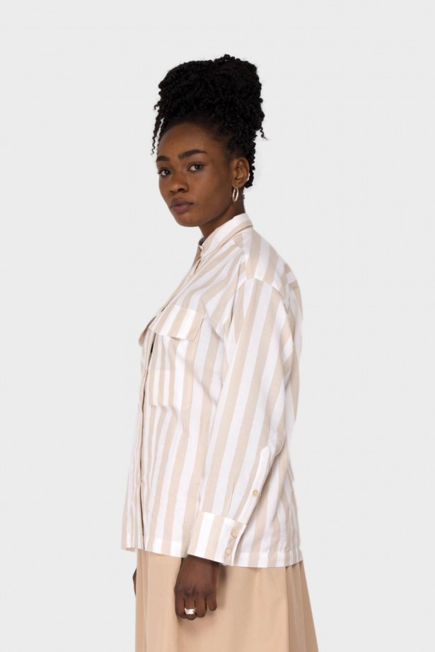 Tano Oversized Blouse