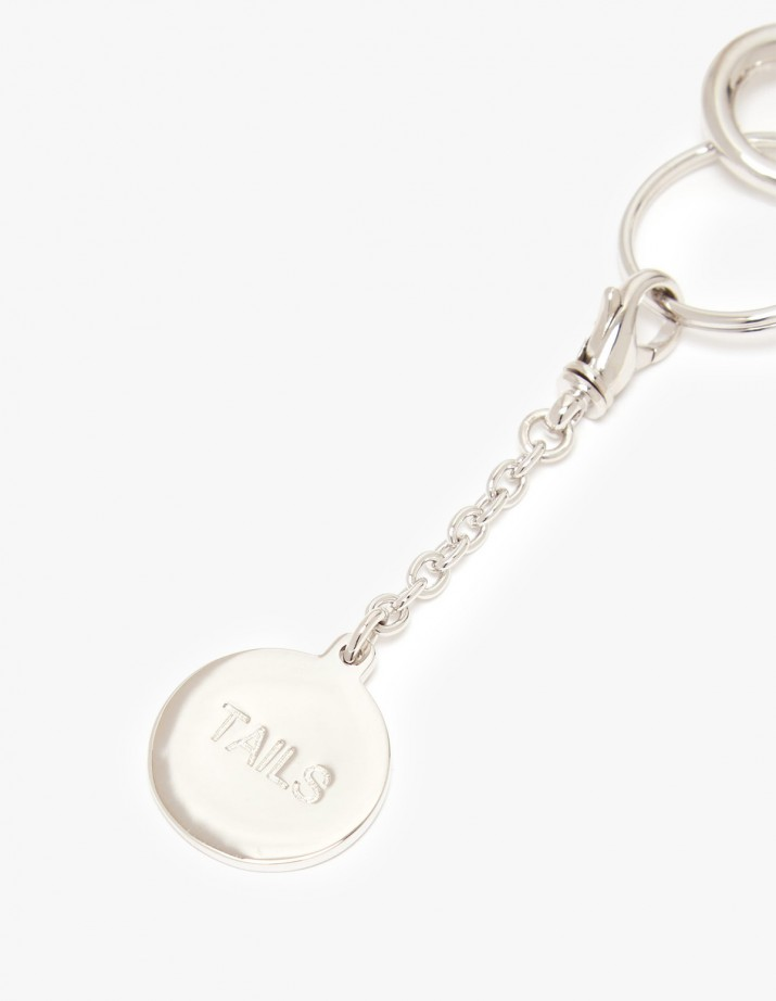 Porte Clef Heads and Tails