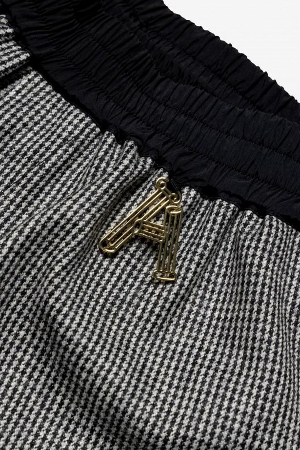 Zip Tailored Slacker Pant