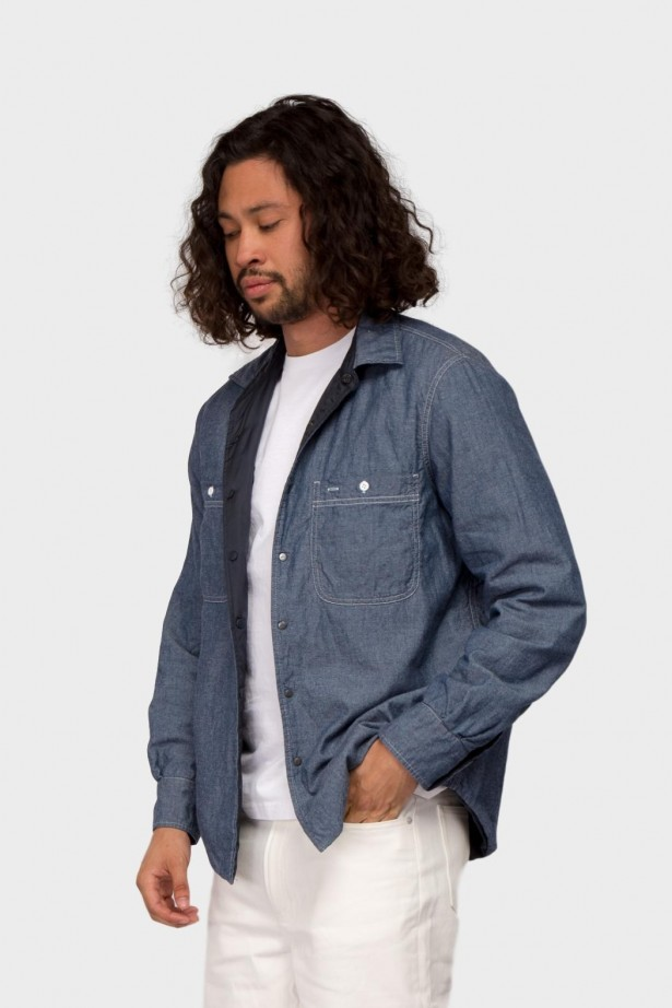 Overshirt Reversable