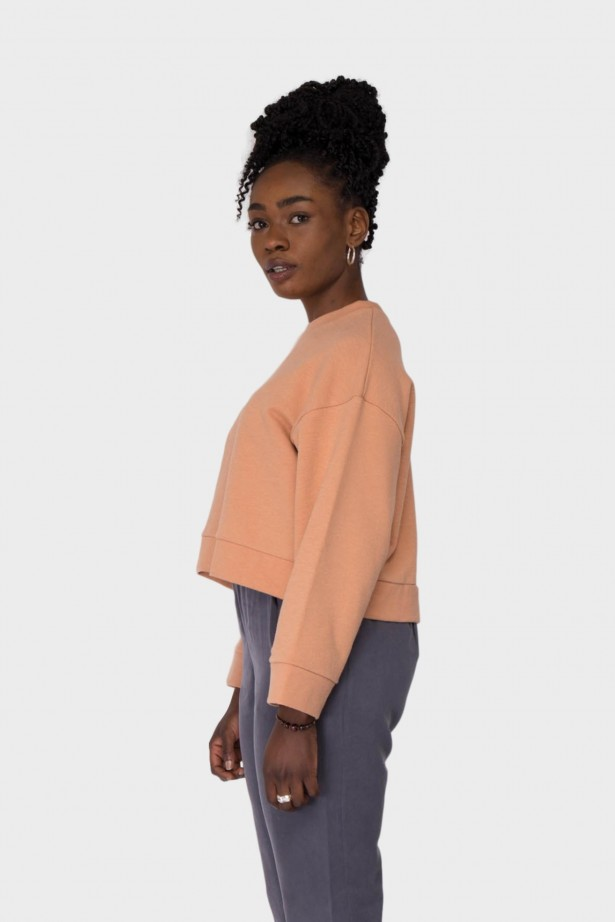 Bo Cropped Sweater