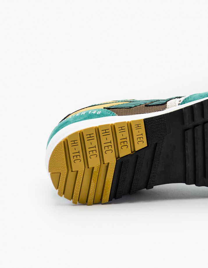 HTS Badwater 146 ABC Suede